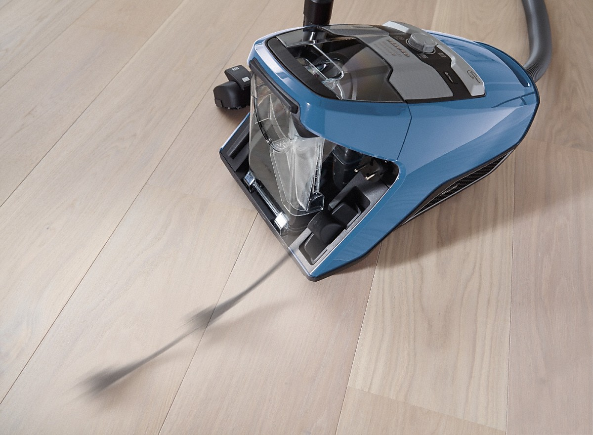 From Hardwood to Pet Hair, Miele Vacuums Tackle it All