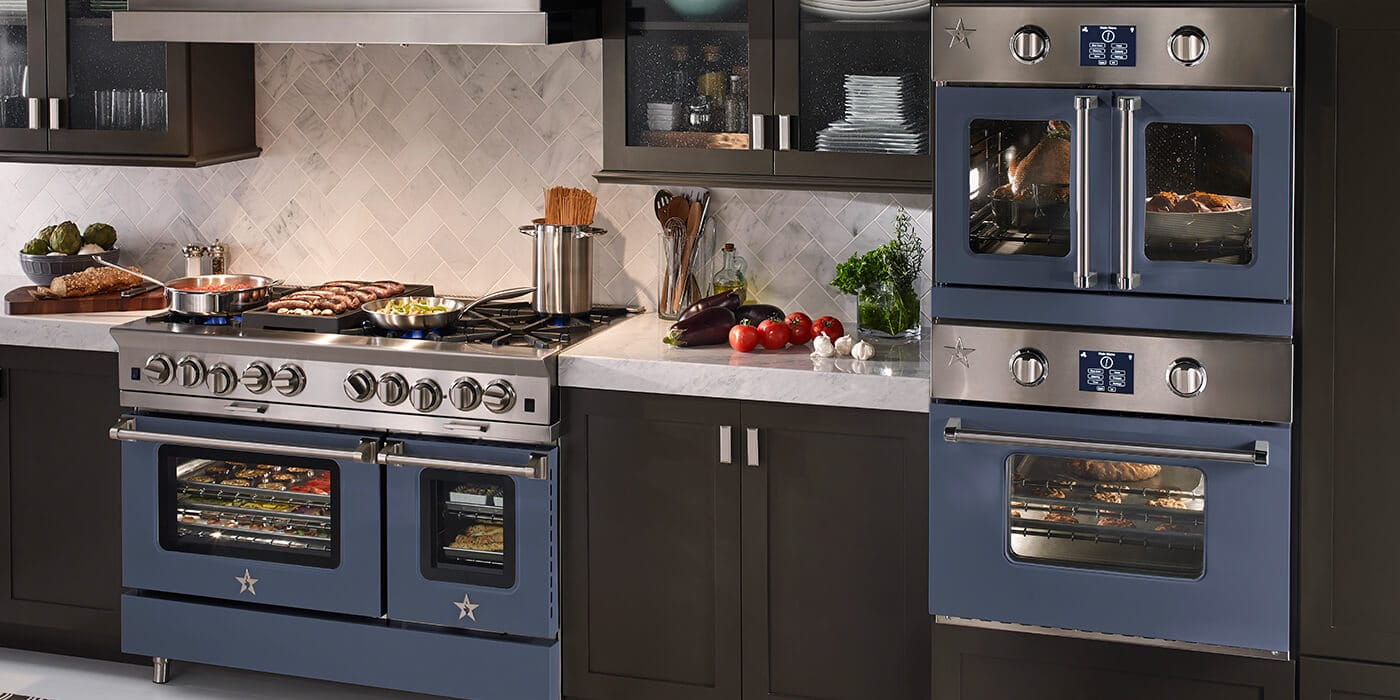 Customize Cooking With Platinum Series Range