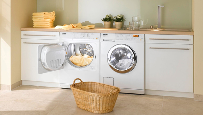 Miele Washers and Dryers at Avenue Appliance in Edmonton